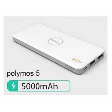 Romoss Polymos 5 PB-05-102-01 5000mAh Power Bank - Blue | Pink | White