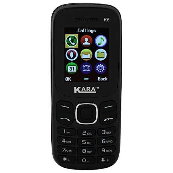 Kara K-5 - Black