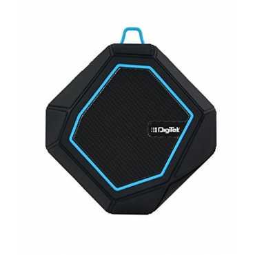Digitek DBS-004 Splash-Proof Portable Bluetooth Speaker - Black