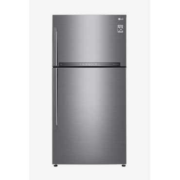 LG GN-H702HLHU 546L Double Door Refrigerator