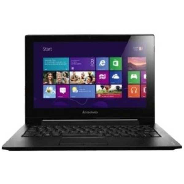 Lenovo Ideapad 100-15IBY (80MJ00HGIN) Laptop - Black