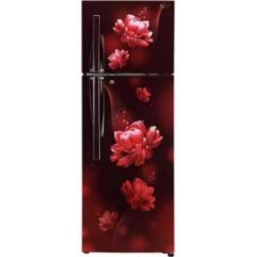 LG GL-T302RSCY 284 L 2 Star Inverter Frost Free Double Door Refrigerator