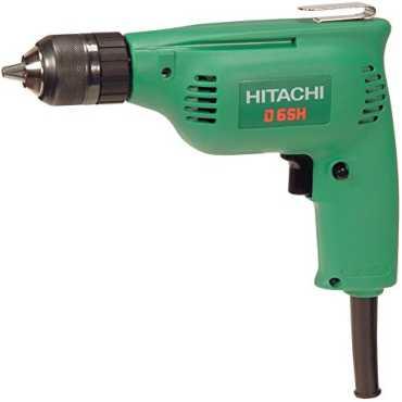 Hitachi D6SH Rotary Drill Machine - Green