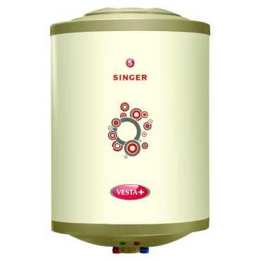 Singer Vesta Plus 15L Storage Water Geyser