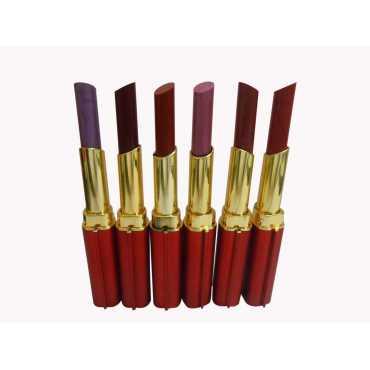 ADS A0622e-B (Set of 6 - Multicolor) Lipstick