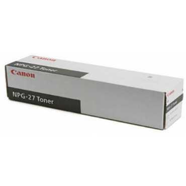 Canon NPG-27 Black Toner Cartridge - Black