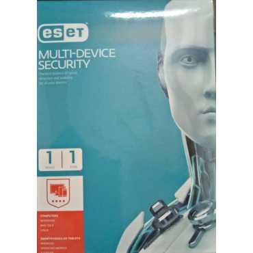 Eset Multi Device Security 2017 3 PC 1 Year Antivirus