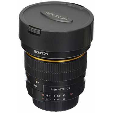 Rokinon FE8M-N 8mm F3 5 Fisheye Lens for Nikon DSLR