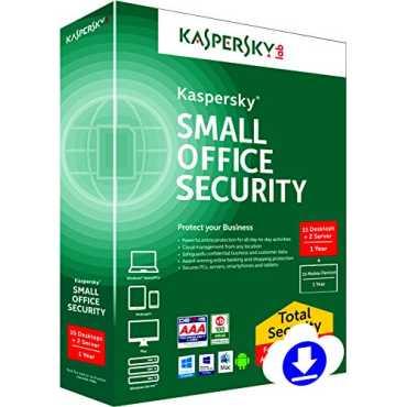 Kaspersky Small Office Security 15 PC's, 2 Servers (Key)