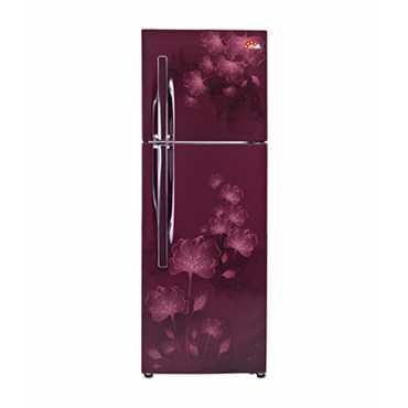 LG GL-I322RGFL 308 Litre  Double Door Refrigerator