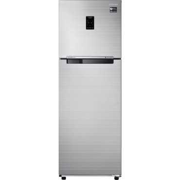 Samsung RT30K3723S8 275L Double Door Refrigerator - Silver
