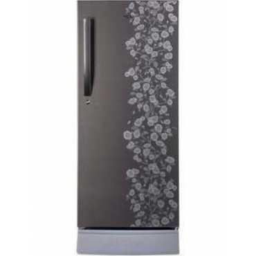 Haier HRD-2204PGD-R 220 L 4 Star Direct Cool Single Door Refrigerator