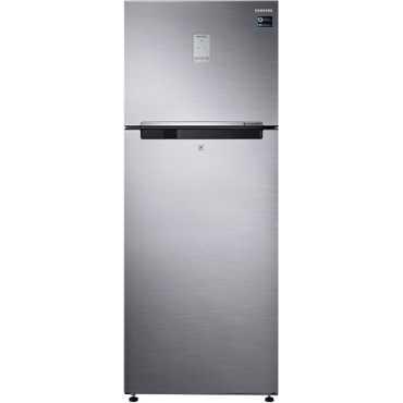 Samsung RT49K6758S9 476L Double Door Refrigerator - Silver