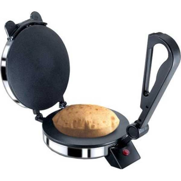 Bajaj Vacco GO-EZZEE C-02 Roti Maker - Black