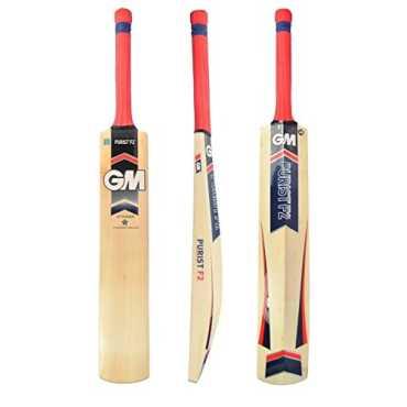 GM Purist F2 Striker Kashmir Willow Cricket Bat Size 5