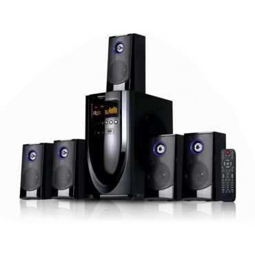 Impex Mesto 5.1 Channel Multimedia Speakers - Black