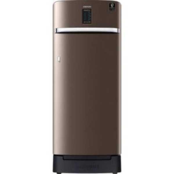 Samsung RR23A2F3WDX 225 L 5 Star Inverter Direct Cool Single Door Refrigerator
