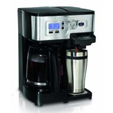 Hamilton Beach 49983 2-Way FlexBrew Coffee Maker