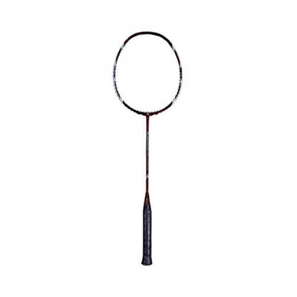 Apacs EdgeSaber 10 Unstrung Badminton Racquet - White