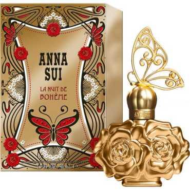 Anna Sui La Nuit De Boheme Black EDP - 50 ml - Black