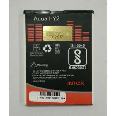 Intex 1500mAh Battery For I-Aqua Y2