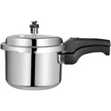 Sumeet Aluminium 3 L Pressure Cooker (Outer Lid)