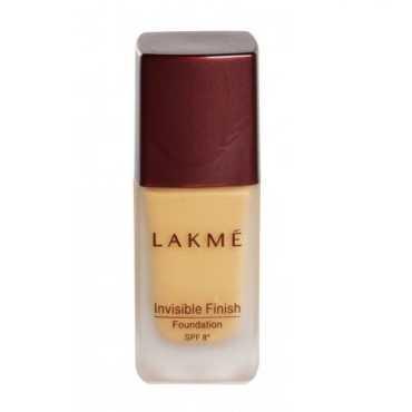 Lakme Invisible Finish Foundation SPF 8 02 Set of 2