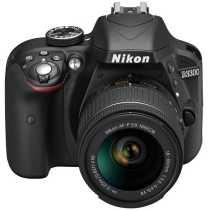 Nikon D3300 DSLR (AF-P DX NIKKOR 18-55mm F3.5 - 5.6 VR Kit Lens)