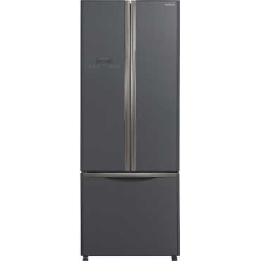 Hitachi R-WB480PND2-GBK/GBW 456Litres Multi-Door Refrigerator - Black | Grey | Brown