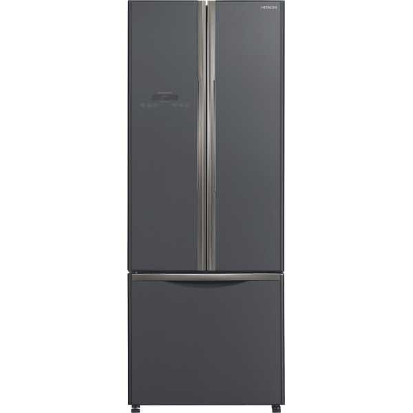 Hitachi R-WB480PND2-GBK/GBW 456Litres Multi-Door Refrigerator