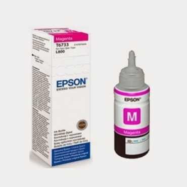 Epson T673 Magenta Ink Toner