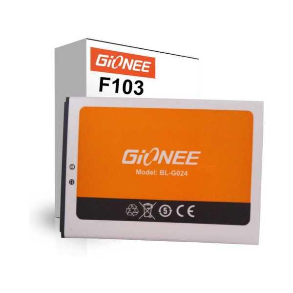 Gionee 2000mAh Battery (For Gionee F103)