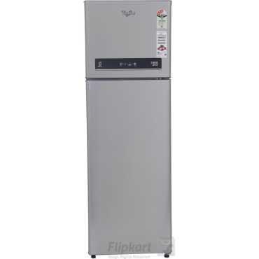 Whirlpool Neo IF305 ELT 290 L 3S (Alpha Steel) Double Door Refrigerator - Steel