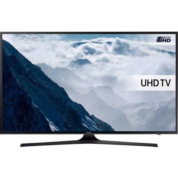 Samsung 43KU6000 43 Inch Ultra HD 4K Smart LED TV