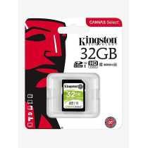 Kingston Canvas Select 32GB MicroSDHC Class 10 Memory Card