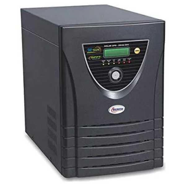 Microtek M-SUN 2000VA Solar Pure Sinewave Inverter