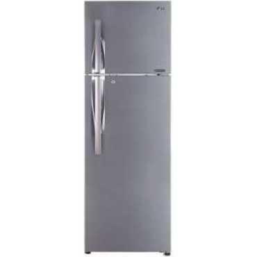LG GL-T402LPZU 360 L 3 Star Inverter Frost Free Double Door Refrigerator