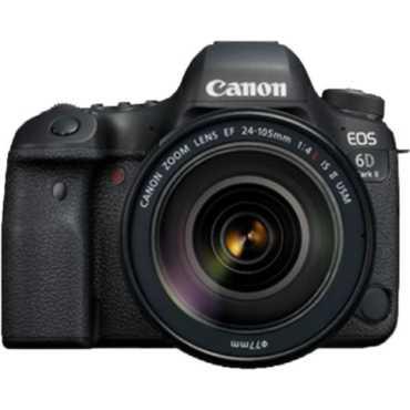 Canon EOS 6D Mark II DSLR (With EF24-105mm f/4L IS II USM Lens)