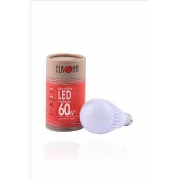 Elkoha 10 W LED Bulb (White) - White