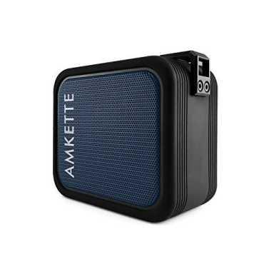 Amkette Boomer Bolt 5 W Portable Bluetooth Speaker