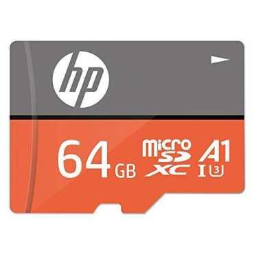 HP mxA1 64GB MicroSDXC Memory Card with Adapter