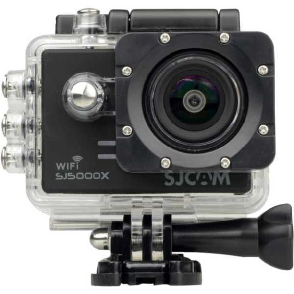 SJCAM SJ 5000X WiFi Sports & Action Camera - Black