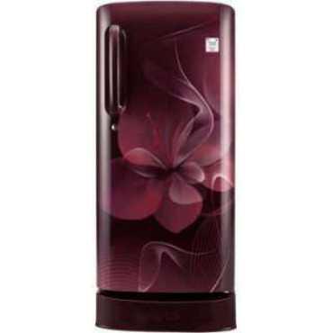 LG GL-D201ASDX 190 L 4 Star Direct Cool Single Door Refrigerator