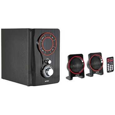 Intex IT-211 TUFB 2.1 Multimedia Speakers - Black