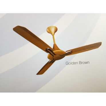 Crompton Splitz 3 Blade Ceiling Fan - Gold