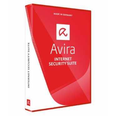 Avira Internet Security Suite 2017 3 PC 1 Year Antivirus (Key Only)