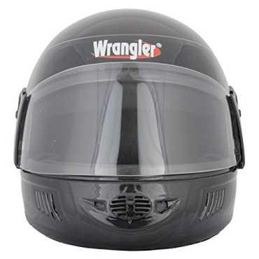 Wrangler Concept Full Face Helmet (Medium) - Black