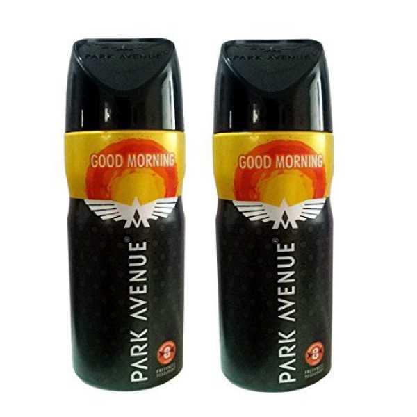 Park Avenue Good Morning Deodorant (Set of 2)