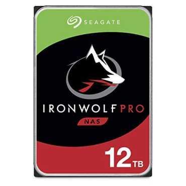 Seagate IronWolf Pro ST12000NE0007 12TB 3 5 Inch Internal Hard Disk