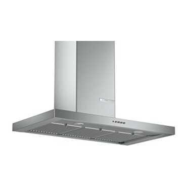 Bosch KAY-DWB098D50I Stainless Steel Hood Chimney (90cm) - Steel/grey   Steel